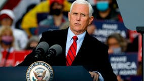Pence rules out invoking 25th Amendment on Trump