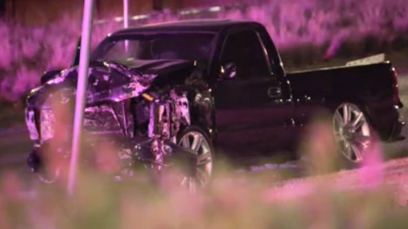 Police: Driver fled the scene of double fatal crash in Dallas after running red light