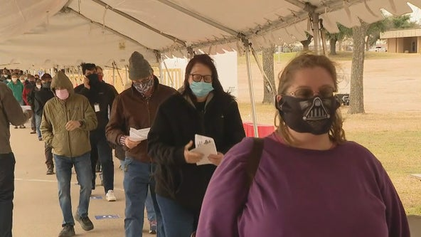 Tarrant County teams up with UNT Health Science Center to distribute more vaccine