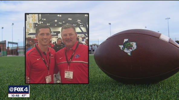 Father, son to face off in state championship