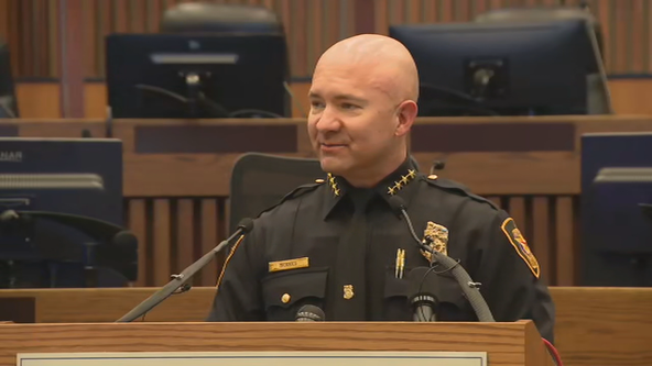 Fort Worth makes internal hire, Neil Noakes named new police chief