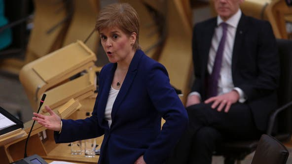 'Don't haste ye back': Scotland's leader says 'cheerio' to Trump, congratulates Biden, Harris