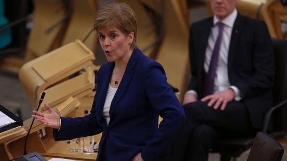 'Don't haste ye back': Scotland's leader says 'cheerio' to Trump, congratulates Biden, Harris