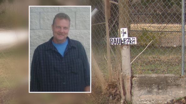 Trackdown: Help find the man who killed Paul Parker