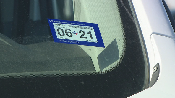 Texas vehicle registration, driver's license renewal extension expires next week