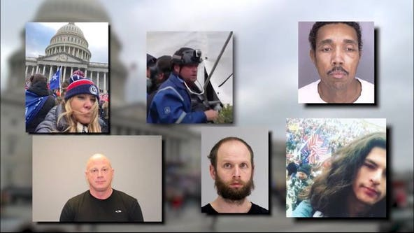 6 North Texans have been arrested for Capitol riot, and FBI says more could be coming