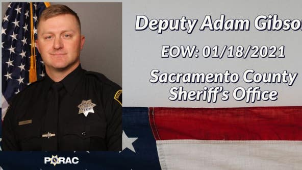 Sacramento Co. Sheriff's deputy, K-9 and suspect killed in shootout