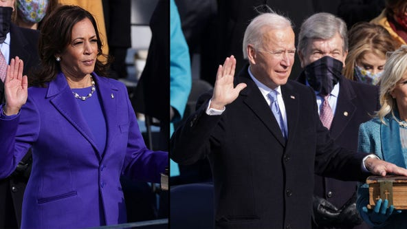 Inauguration Day 2021: Biden sworn in as 46th president, Harris becomes first female vice president