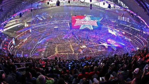 WWE's WrestleMania to return to AT&T Stadium in 2022