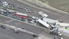 NTSB: I-35W in Fort Worth was treated with brine solution before deadly 135-car pileup