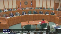 Texas Railroad Commission chair answers questions in hearing over power outages from winter storm