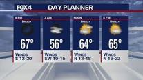 Feb. 23 evening forecast