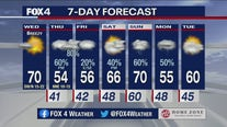 Feb. 24 morning forecast