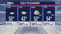 Feb. 24 overnight forecast