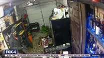 Grapevine PD: Thief took advantage of winter storm to break into storage units