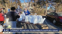 Community learning center to distribute water and supplies Friday