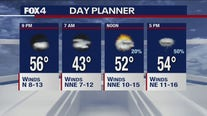 Feb. 24 evening forecast