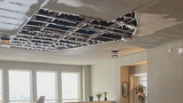 Fort Worth senior facility damaged by severe winter weather