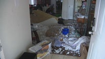 Insurance claims backlogged due to burst pipes, flooded homes