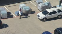 Water distribution sites open across Dallas - Fort Worth