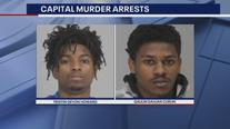 Trackdown: 2 men arrested for killing delivery driver Timothy Allen
