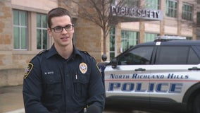 North Richland Hills officer helps delivery baby