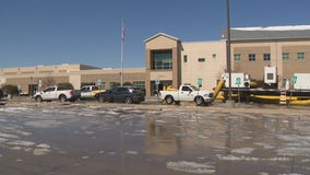 Some North Texas school districts cancel classes next week due to water-damaged buildings
