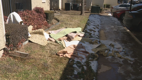Many North Texans reporting issues with their apartment complexes following winter weather