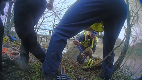 Man rescued from Trinity River by good Samaritan, Forney first responders