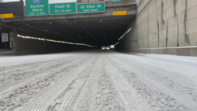 Getting around a challenge as historic snow storm paralyzes North Texas