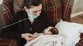 WI mom who gave birth in coma holds newborn after beating COVID