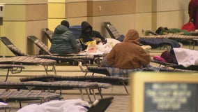 North Texans head to warming stations for relief from freezing temperatures