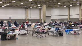 Our Calling working to get homeless people in Dallas out of the 'life-threatening' cold weather
