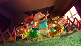 'Rugrats' reboot will reunite original cast to voice iconic cartoon characters