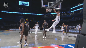 Mavs end Nets' 8-game run as Porzingis returns