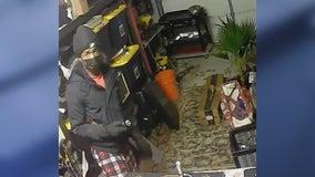 Grapevine PD: Thief took advantage of winter storm to break into storage units