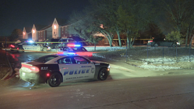 18-year-old found fatally shot inside a vehicle in Dallas