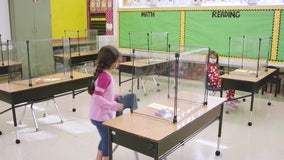 North Texas school districts re-evaluating COVID-19 protocols, virtual learning options