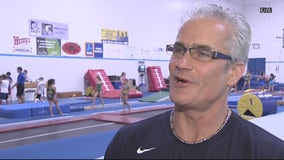 John Geddart, ex-Olympics gymnastics coach, dies by suicide after being charged