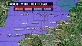 Winter Weather Advisory starts Tuesday night as North Texas preps for freezing rain
