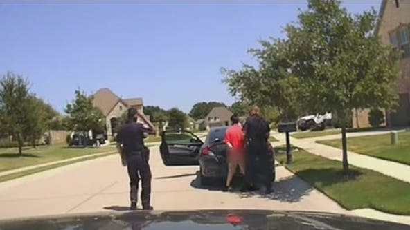 Ex-Keller police officer indicted for 2020 traffic stop incident