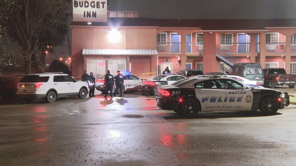 Dallas police investigating fatal shooting at motel