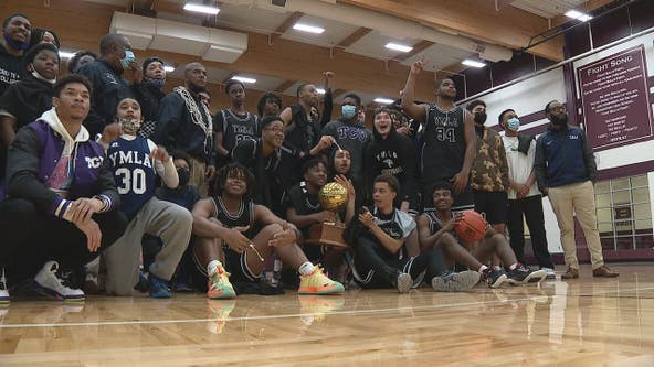 Fort Worth's Young Men's Leadership Academy has historic season without home court