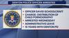 Denton police officer arrested by FBI on child porn distribution charge