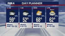 March 4 overnight forecast