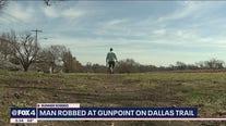 Jogger robbed at gunpoint on Lake Highlands trail