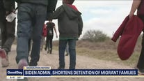 Biden Administration shortens detention of migrant families