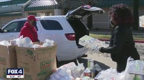 North Texas organizations continuing to help families in need from the pandemic, winter storm