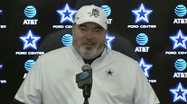 Cowboys coach talks about doing 'cartwheels on the sand' after hearing about Dak Prescott's deal