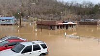 Widespread flooding in Tennessee, Kentucky leads to water rescues, power outages, school closures